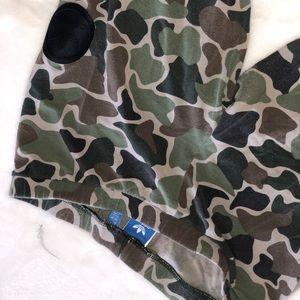 Adidas camo leggings